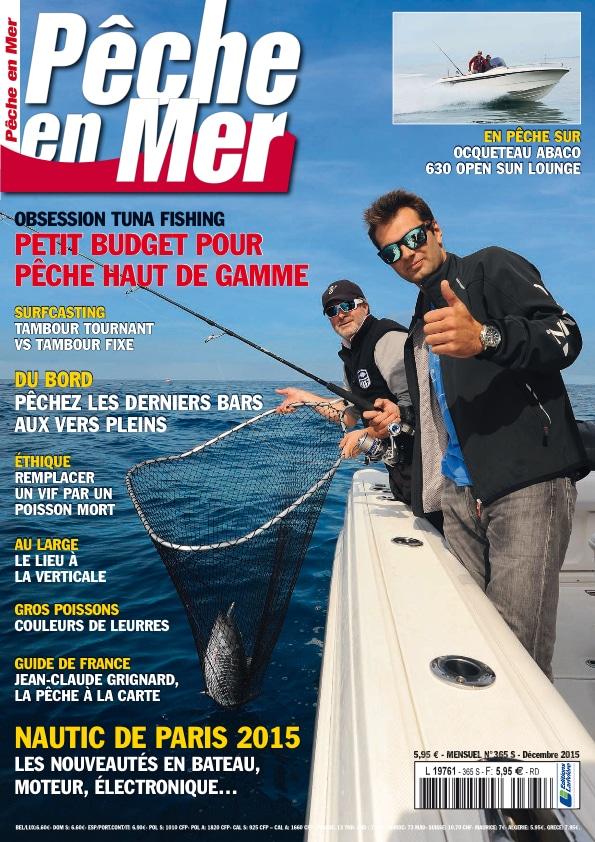 (Français) Pêche en Mer n°366