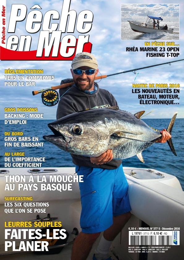 Pêche en Mer n°377